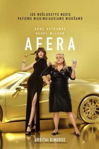 Afera (Hustle)