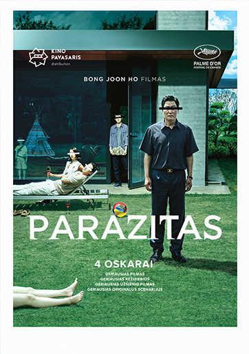 PARAZITAS (Parasite)