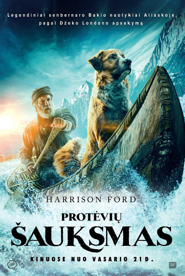 PROTĖVIŲ ŠAUKSMAS (The Call of the Wild)