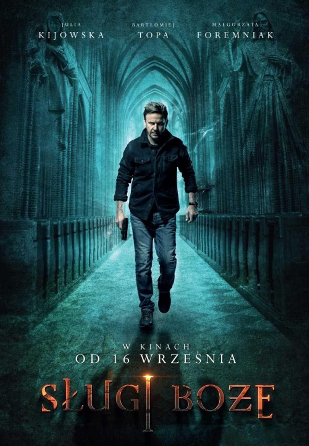 17-asis Lenkų kino festivalis : Dievo tarnai  (SŁUGI BOŻE)