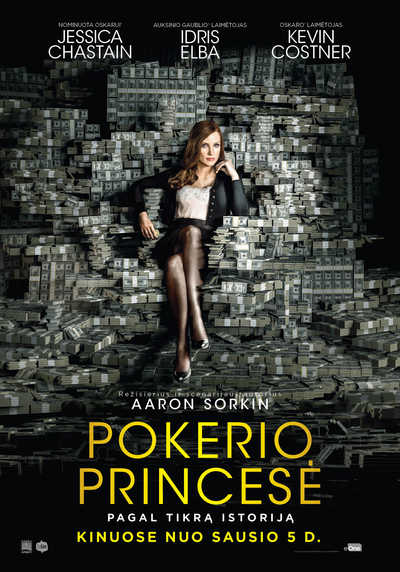 Pokerio princesė (Molly's Game)