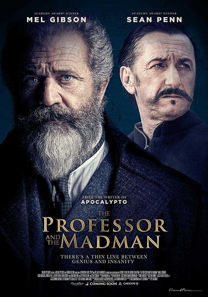 PROFESORIUS IR PAMIŠĖLIS (The Professor and the Madman)