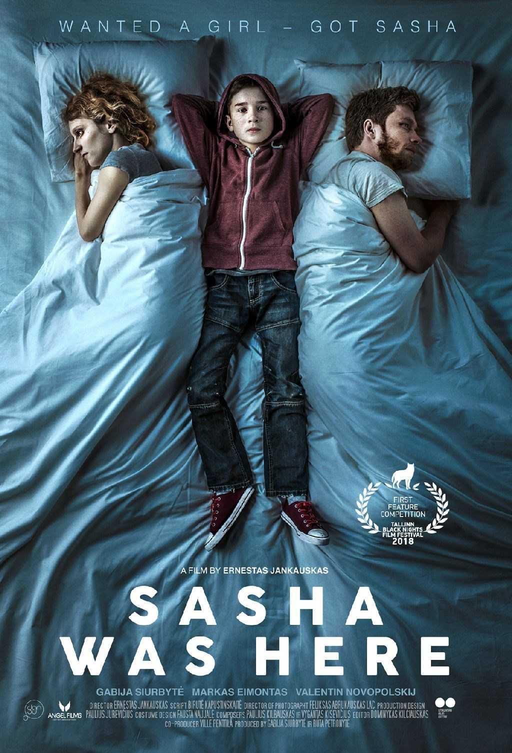 Čia buvo Saša
