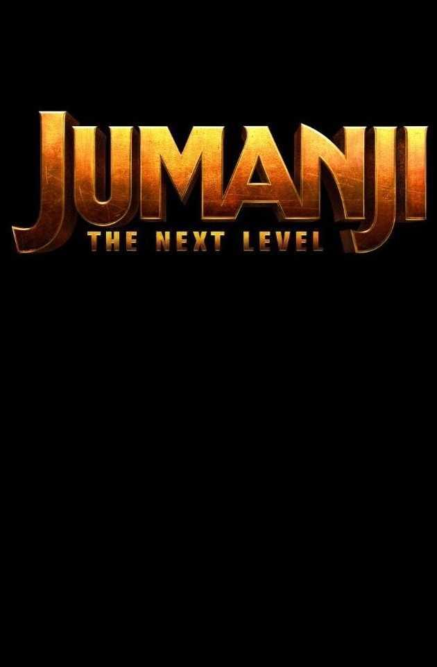 Džiumandži: kitas lygis (Jumanji: The Next Level)