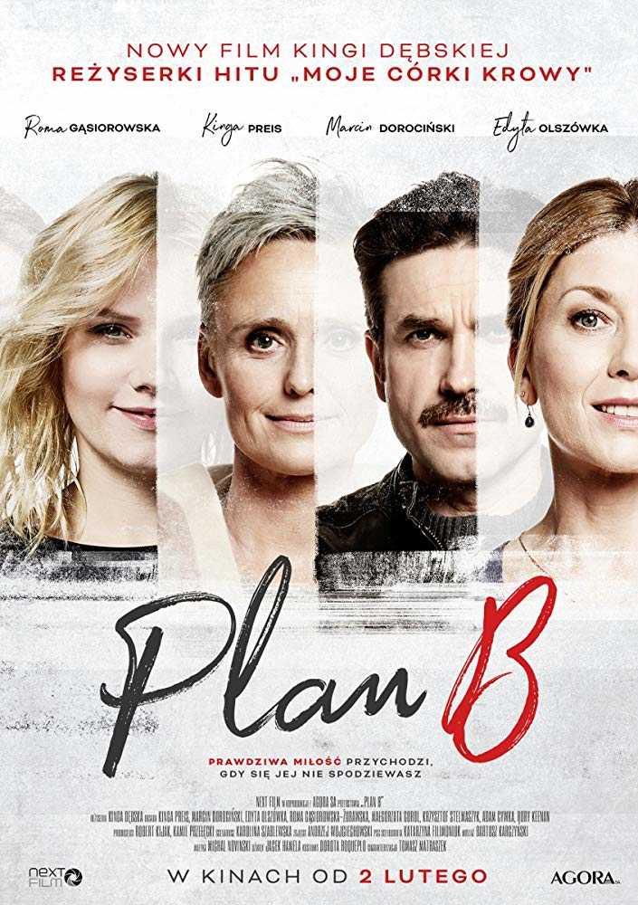 18-asis lenkų kino festivalis. Planas B (Plan B)