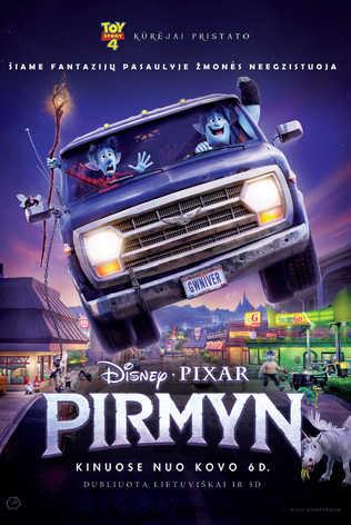 PIRMYN (Onward)