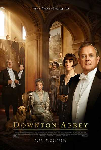 Normalios bobos eina out: DAUNTONO ABATIJA (Downton Abbey)