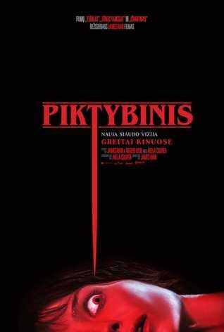 PIKTYBINIS (Malignant)