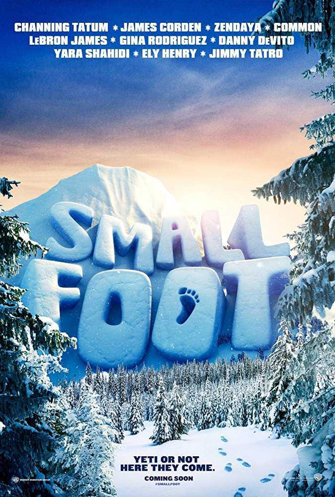 MAŽOJI PĖDA (Smallfoot)