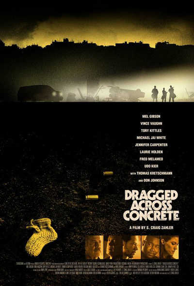 VELKAMI PER BETONĄ (Dragged Across Concrete)