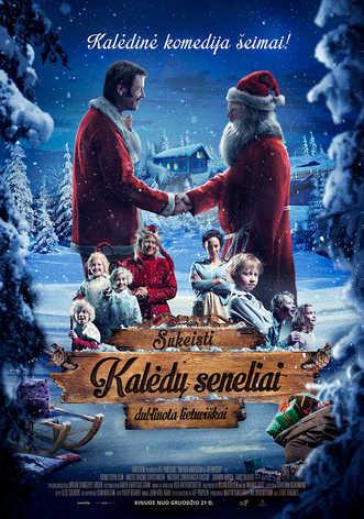 Sukeisti Kalėdų seneliai (Santa Swap)