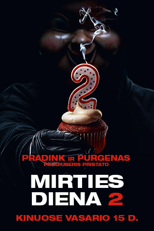 Mirties diena 2 (Happy Death Day 2U)