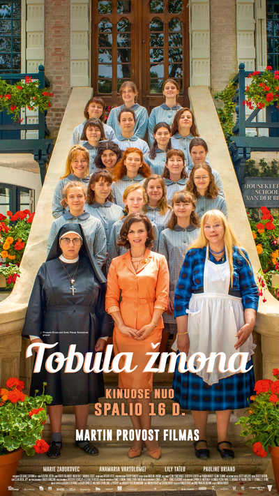 TOBULA ŽMONA (How To Be A Good Wife)