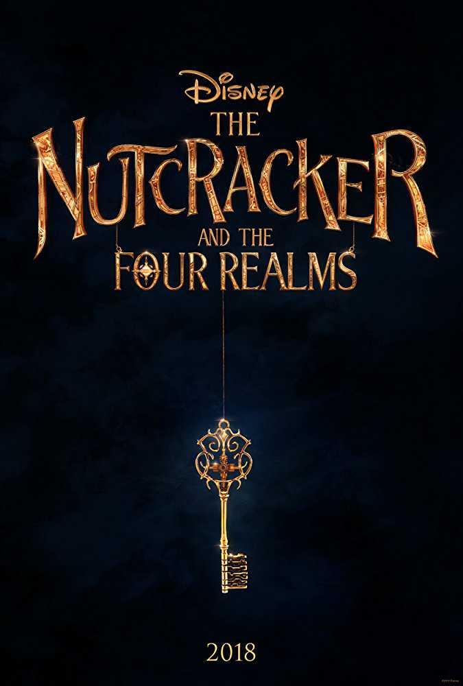 Spragtukas ir keturios karalystės (The Nutcracker and the Four Realms)
