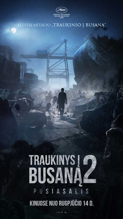 TRAUKINYS Į BUSANĄ 2: PUSIASALIS (Train to Busan 2: Peninsula)