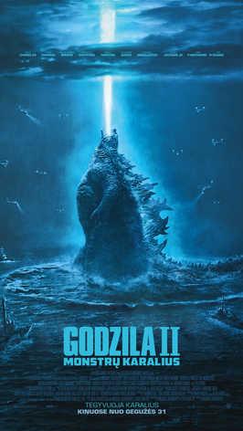 Godzila 2 (Godzilla: King of the Monsters)