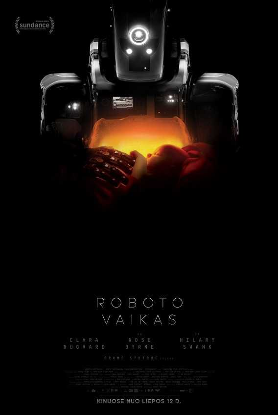 Roboto vaikas (I Am Mother)