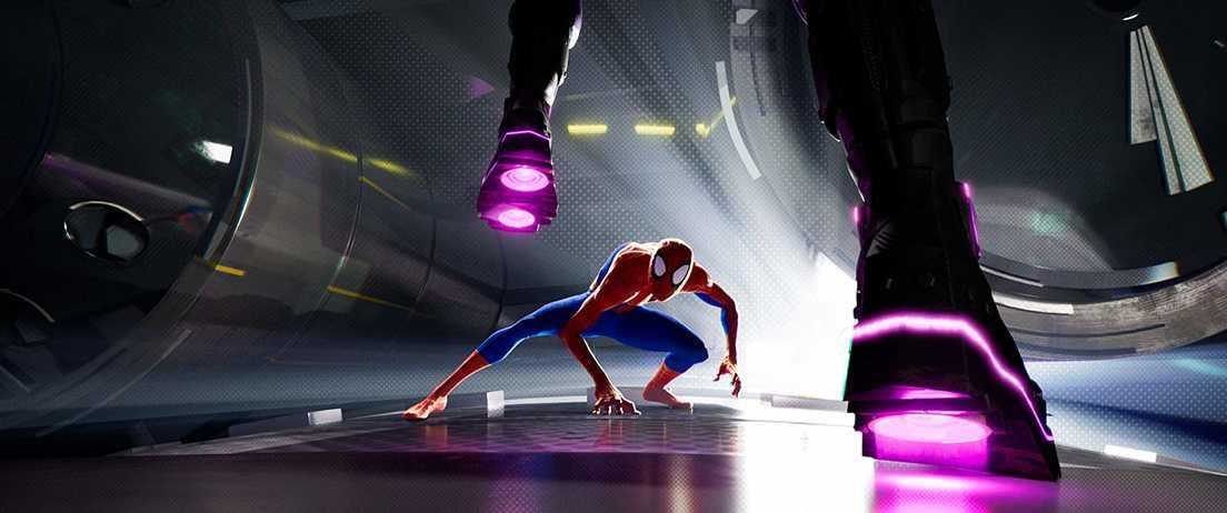 Oskarų vakaras : Žmogus-voras: į naują visatą (Spider-Man: Into the Spider-Verse )