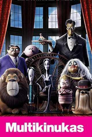 MultiKinukas: ADAMSŲ ŠEIMYNĖLĖ (The Addams Family)