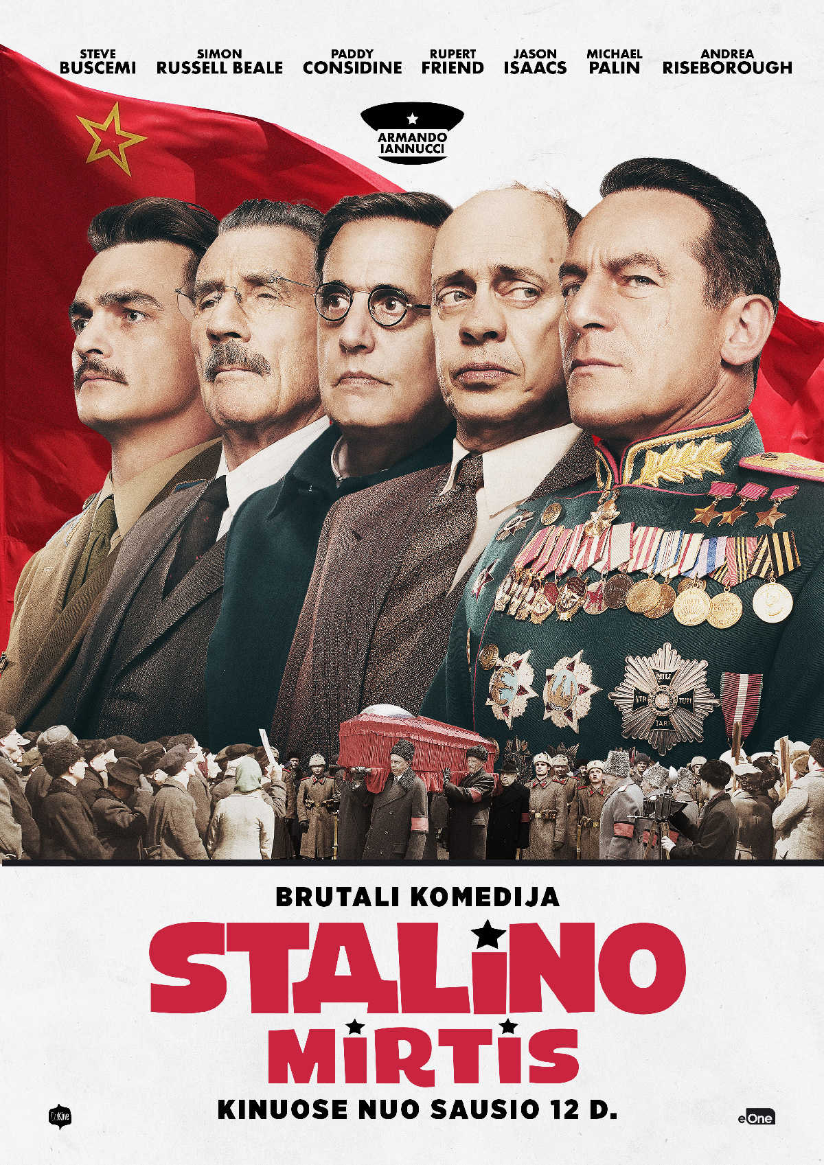 Stalino mirtis (The Death of Stalin)