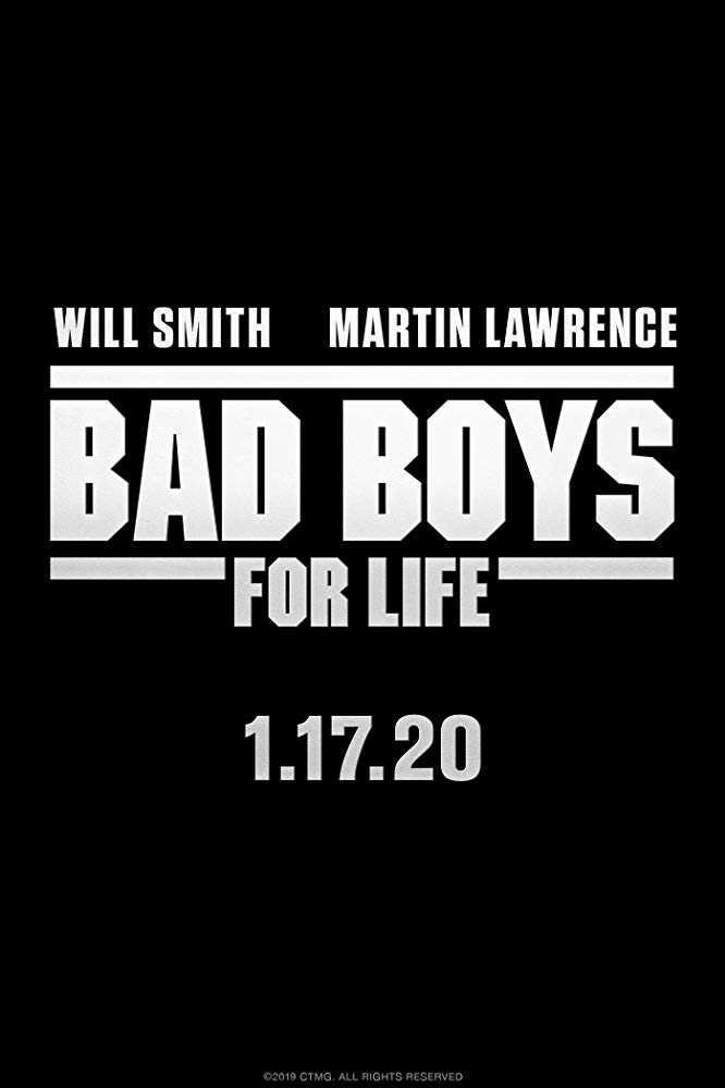 PAŠĖLĘ VYRUKAI AMŽIAMS (Bad Boys for Life)