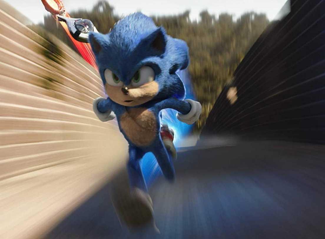 EŽIUKAS SONIC (Sonic the Hedgehog)