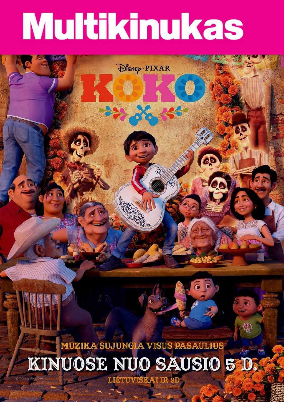Multikinukas : Koko