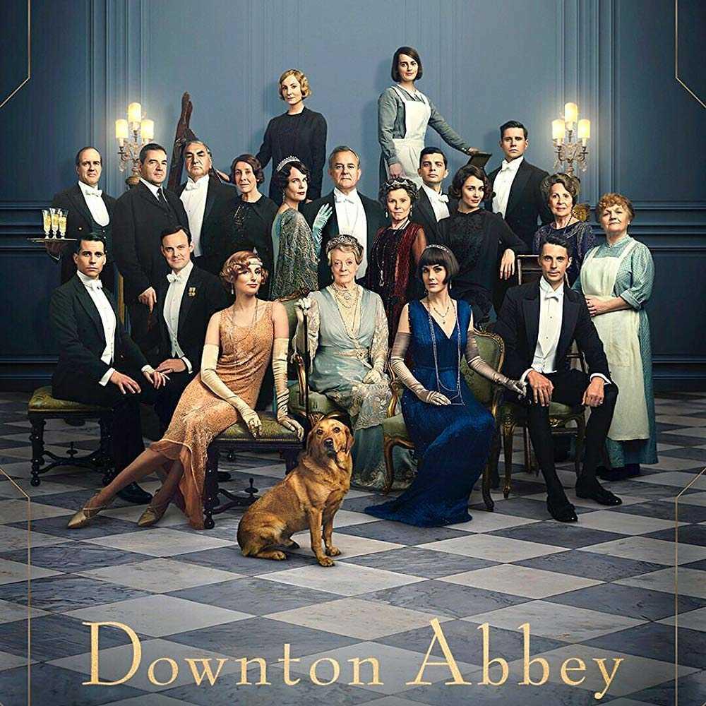 Normalios bobos eina out: DAUNTONO ABATIJA (Downton Abbey)
