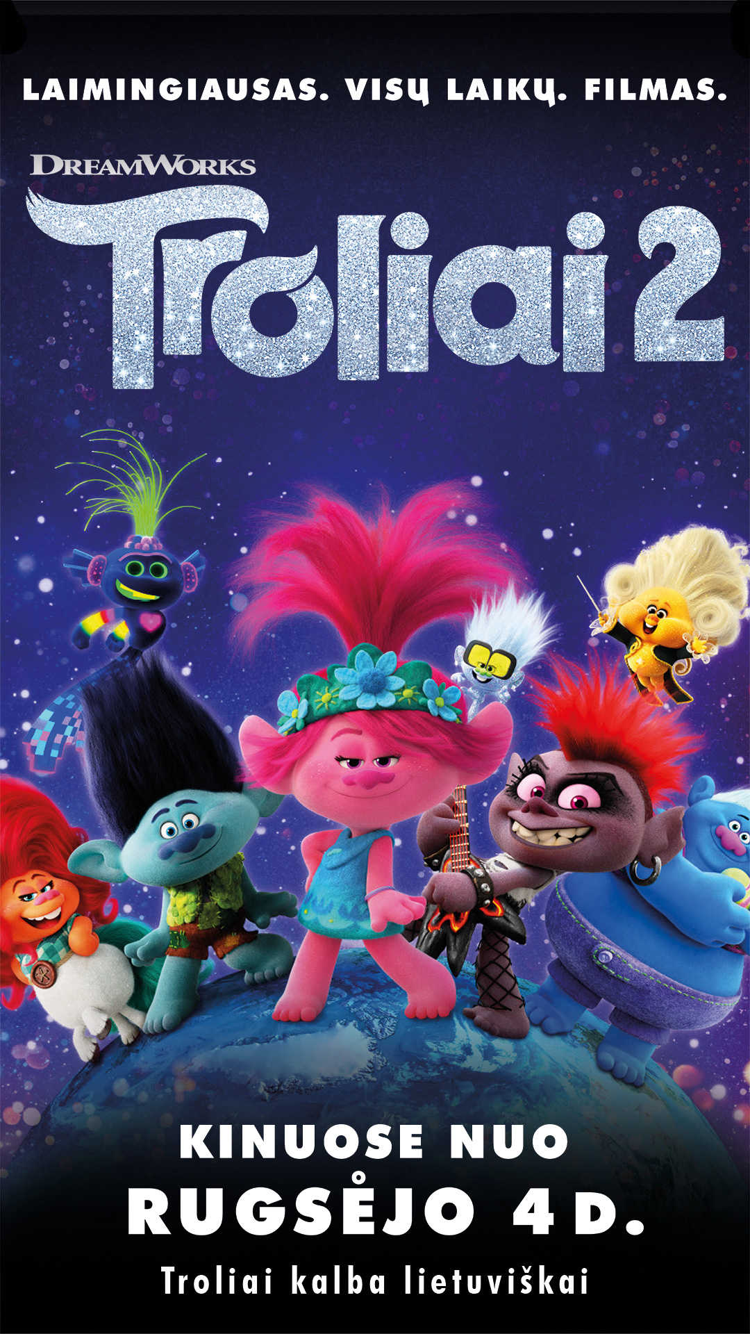 TROLIAI 2 (Trolls World Tour)