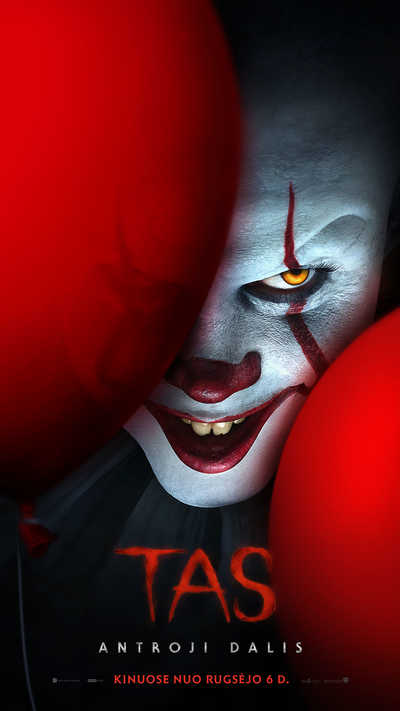 TAS: Antroji dalis (IT: Chapter 2)