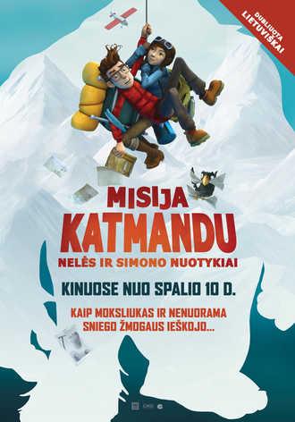 Misija Katmandu: Nelės Ir Simono Nuotykiai (Mission Kathmandu: The Adventures of Nelly & Simon)