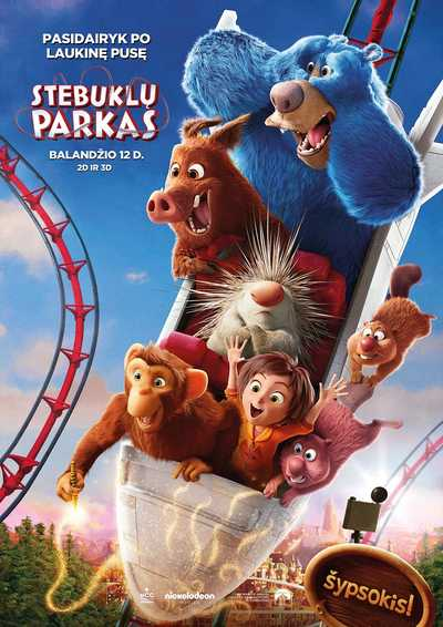 Stebuklų parkas (Wonder Park)