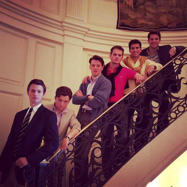 Milijardierių klubas (Billionaire Boys Club)