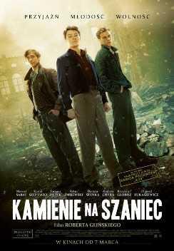 Akmenys apkasams (Lenkų kino savaitė '14)