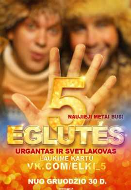 Eglutės 5