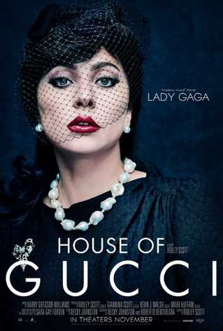 Gucci mados namai (House of Gucci)
