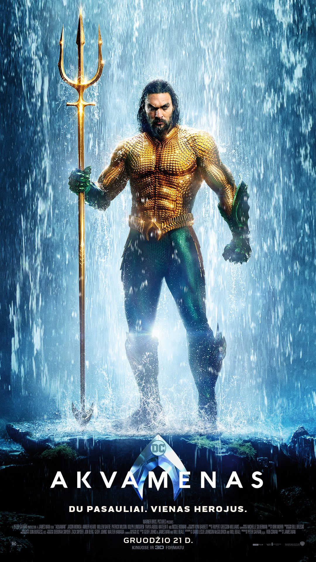 AKVAMENAS (Aquaman)