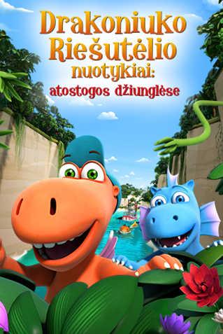 Drakoniuko Riešutėlio nuotykiai: atostogos džiunglėse (Coconut the Little Dragon: Into the Jungle!)