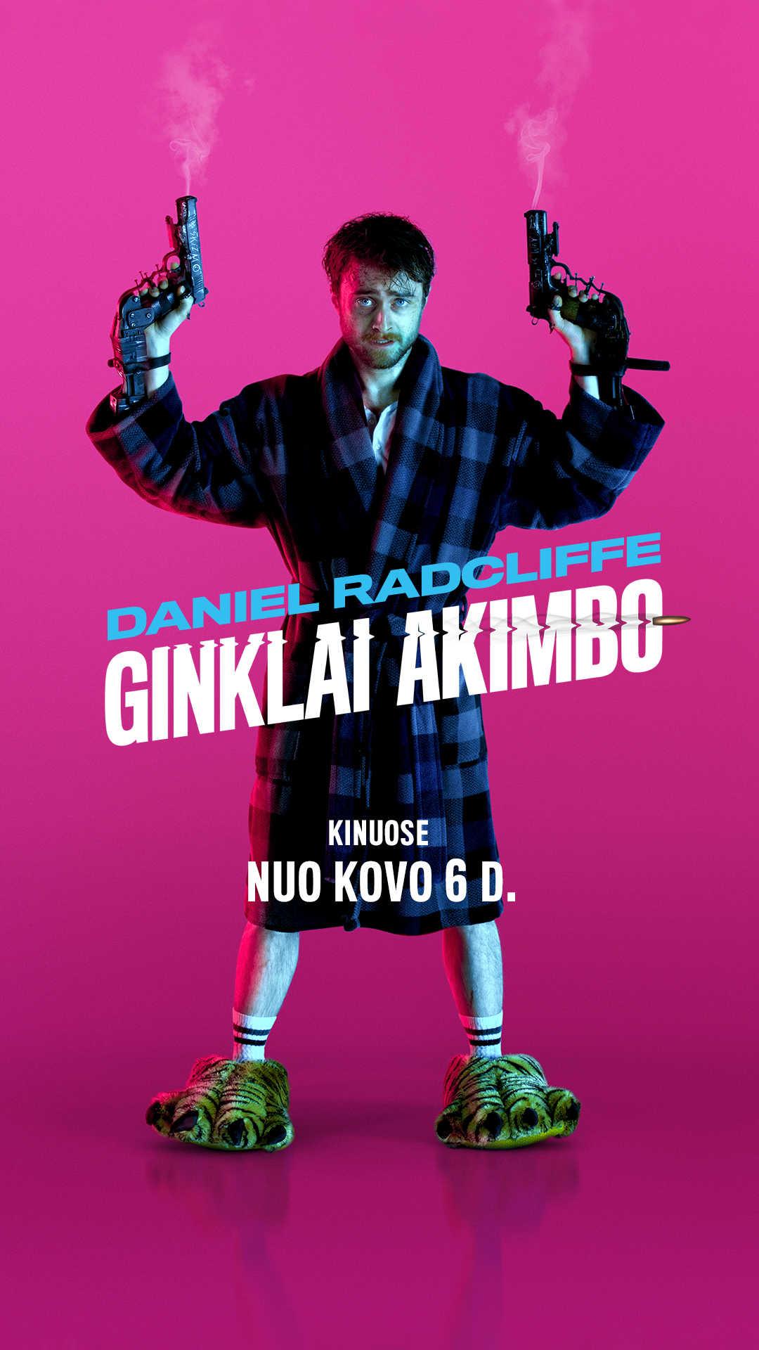 GINKLAI AKIMBO (Guns Akimbo)