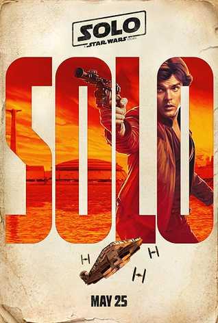 """Solo. Žvaigždžių karų istorija (""""Solo: A Star Wars Story"""")"""