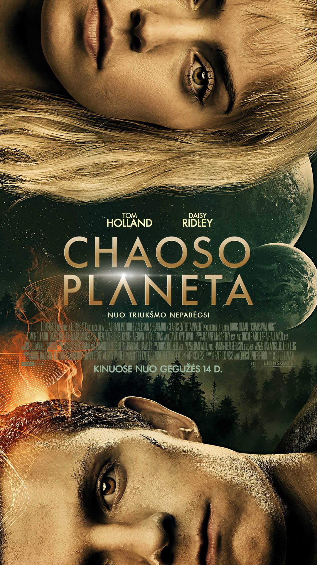 Chaoso planeta (Chaos Walking)