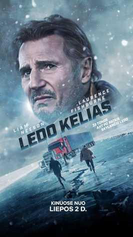 LEDO KELIAS (THE ICE ROAD)