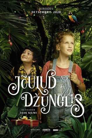 KALĖDOS DŽIUNGLĖSE (Christmas in the Jungle)