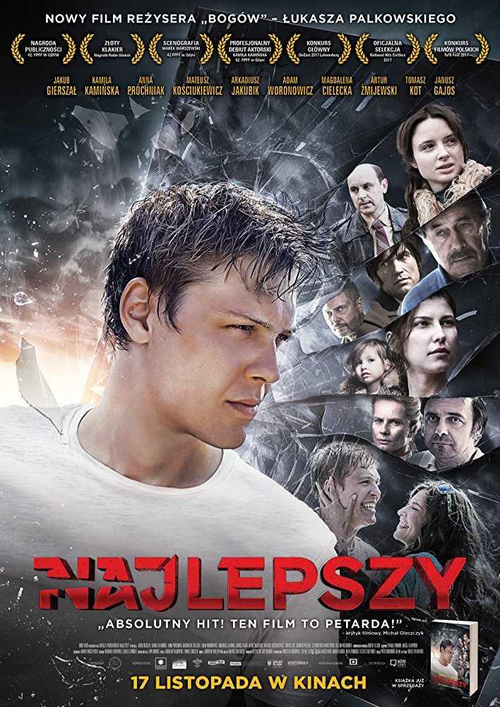 18-asis lenkų kino festivalis. Geriausias (Najlepszy)