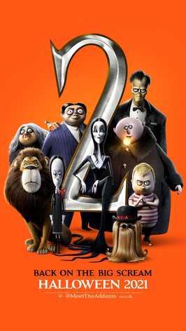 ADAMSŲ ŠEIMYNĖLĖ 2 (Addams Family 2)