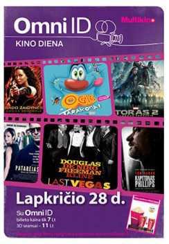 Omni ID kino diena!