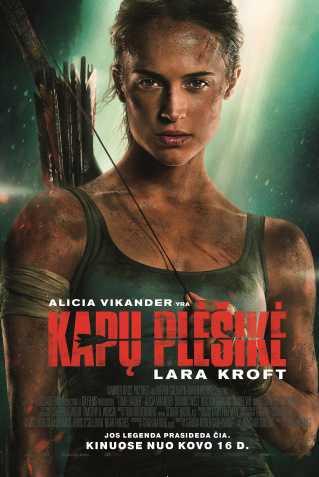 Kapų plėšikė (Tomb Raider)
