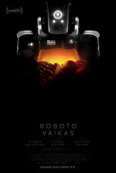 Roboto vaikas (I Am Mother)