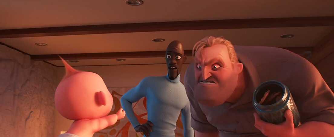 Multikinukas: Nerealieji 2 (Incredibles 2)