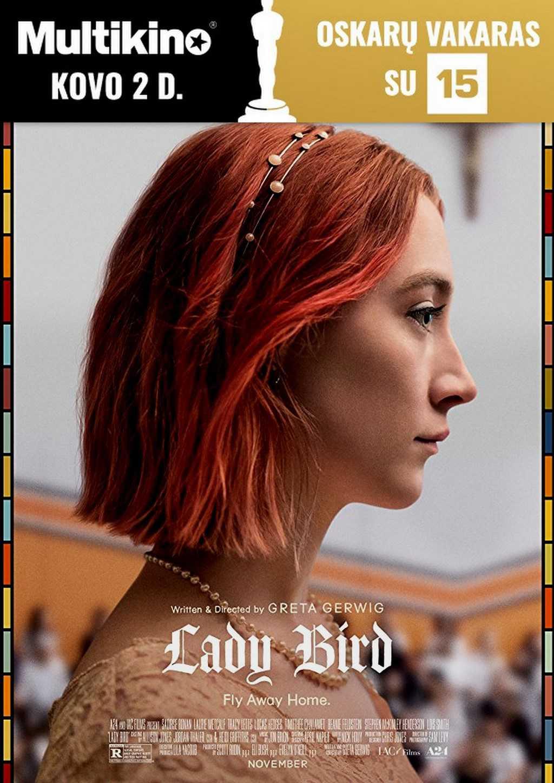 Oskarų vakaras : Lady Bird